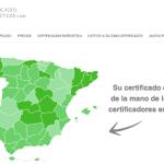 certificadosenergeticos.com y la nueva ley de certificación energética