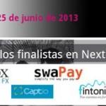 Next Bank Madrid anuncia los finalistas de su competición para startups