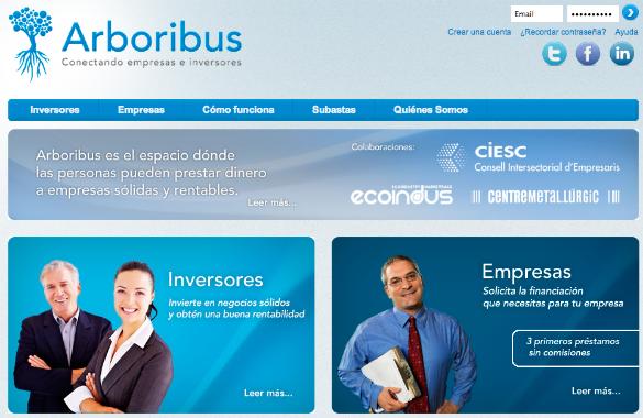 Arboribus realiza su primera operación de crowdlending para una pyme