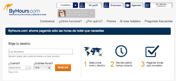 300.000 euros de inversión en ByHours en una ronda liderada por Caixa Capital  Risc