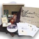 Anchoasdeluxe pone a la venta un kit para la degustación de anchoas del cantábrico