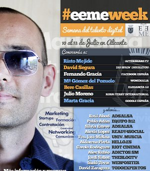 eemeweek, semana del talento digital y marketing