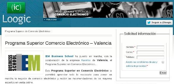 Todo lo que necesitas saber sobre comercio electrónico – Curso en Valencia