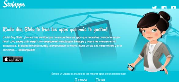 600.000 euros de inversión en la app de recomedaciones Stelapps