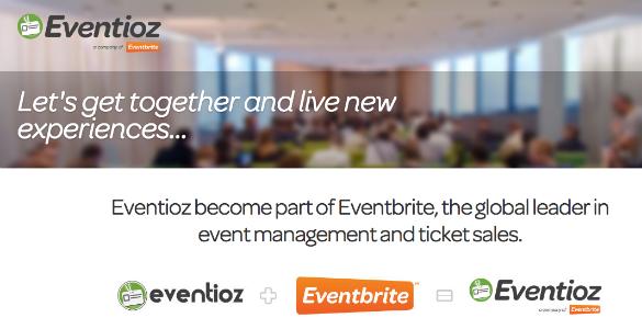 Eventbrite compra la startup argentina Eventioz