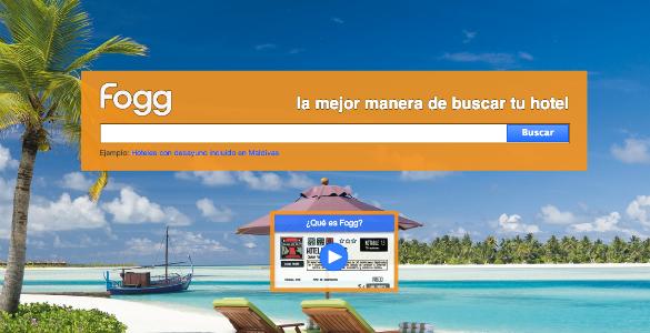 Skyscanner compra el buscador de hoteles Fogg