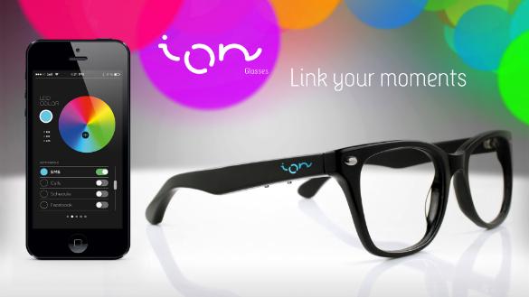ION Glasses, las gafas inteligentes creadas en España buscan apoyo en crowdfunding