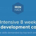 Ironhack, el bootcamp que un desarrollador espera