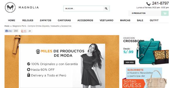 Magnolia, un ecommerce de moda que triunfa en Latam