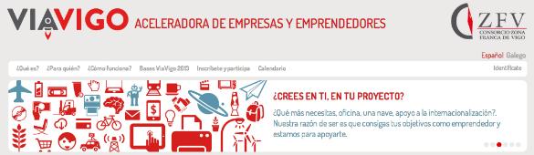 Si eres emprendedor y estás en Galicia te interesa conocer la aceleradora Viavigo