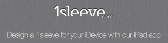1sleeve personaliza y vende fundas para iPad a través de una app