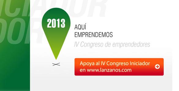 Ya conocemos el programa del Congreso de Emprendedores Iniciador