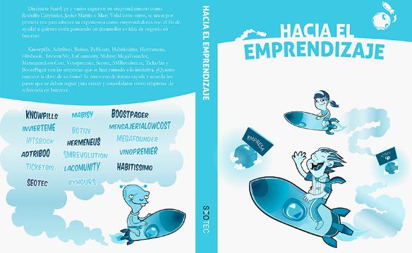 Libro: Hacia el emprendizaje. Con la experiencia de 17 emprendedores