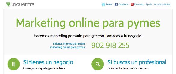 Plenummedia compra la empresa Incuentra para adentrarse en el marketing de resultados
