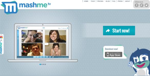 MashMeTV, se hace multidispositivo para competir con Skype y Google Hangouts