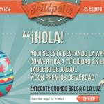Sellopolis, una app para que no te olvides de las tarjetas de sellos de fidelización