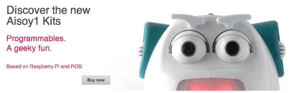 AISoy Robotics gana el Premio Emprendedores de la fundación everis