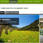 Entrevistamos a Fabio Núñez con motivo del lanzamiento de la nueva versión de Escapada Rural