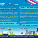 FI-WARE y Campus Party lanzan el mayor concurso de apps de su historia con 800.000 euros en premios