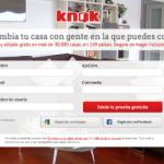 Knok introduce el sistema de créditos para el intercambio de casas