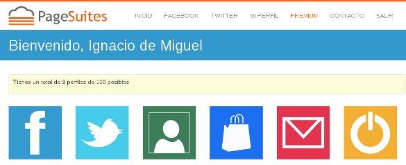 Pagesuites añade búsquedas de imágenes para las publicaciones en Twitter y Facebook