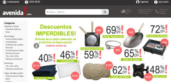 Avenida.com nace para competir con Amazon en Argentina