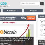 Si te pica la curiosidad por Bitcoin te interesará participar en esta masterclass