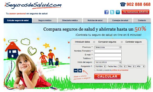 800.000 euros de inversión en iSalud.com