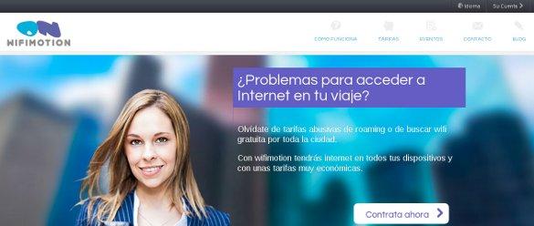Entrevista al CEO de Wifimotion, el wifi en movilidad y para eventos siempre online