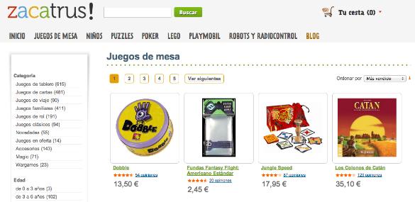 Zacatrus compra LaPCra