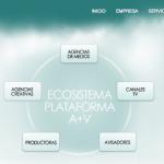 A+V la empresa chilena de distribución de vídeo y audio profesional a canales de televisión