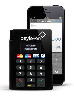 Payleven, cobra con tarjeta desde tu smartphone o tablet