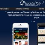 Qhaceshoy? consigue 150.000 euros de financiación para su app de venta de entradas de último minuto
