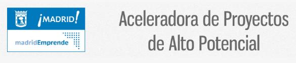 Aceleradora para empresas con alto potencial de crecimiento en Madrid