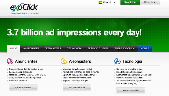 ExoClick, ha logrado llegar a ser una de las mayores empresas de Internet españolas sin financiación