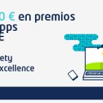 Cuatro equipos españoles premiados en los retos FI-WARE en Campus Party Brasil