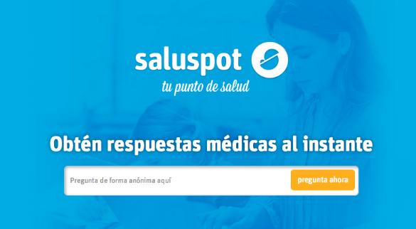 Telefónica Digital invierte en la comunidad online Saluspot