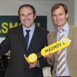 Entrevistamos al fundador de MÁSMÓVIL con motivo de la fusión con Ibercom