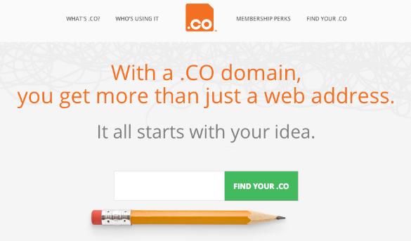 Neustar compra la empresa colombiana de gestión de los dominios .co