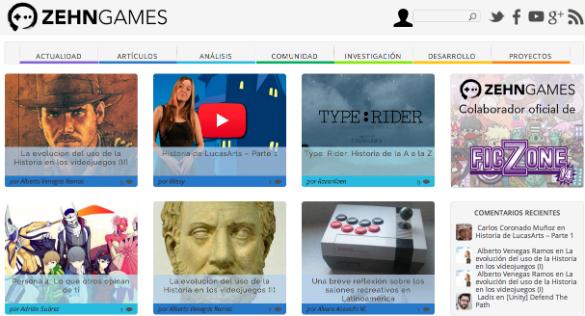 ZehnGames y Game Art Spain se unen para crear contenidos especializados en videojuegos