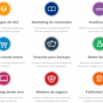 Curso de Modelos de negocio para Startups