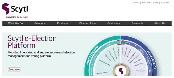 30 millones de euros en la empresa de voto electrónico Scytl