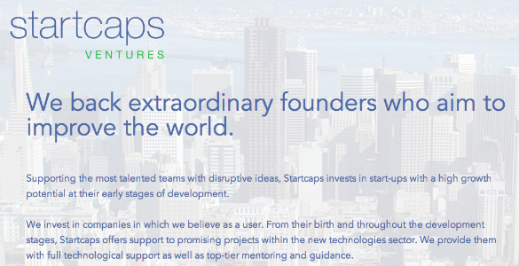 startcaps