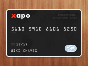 Xapo lanza una tarjeta de débito para Bitcoin