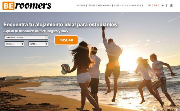 200.000 euros de inversión en Beroomers