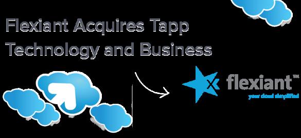 Flexiant compra la startup española de cloud Tapp