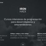 Ironhack, nuevas ediciones y novedades importantes