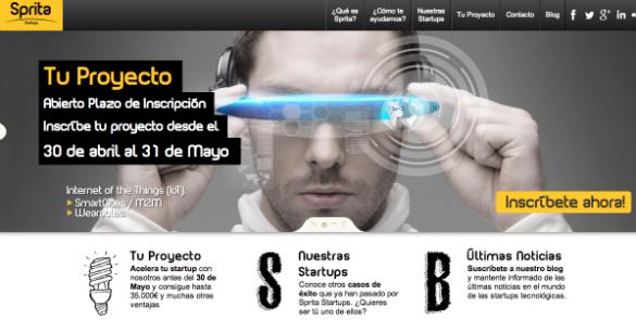 Entrevistamos a Miguel Fernández, director de la aceleradora Sprita Startups
