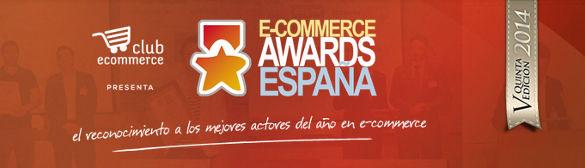 Ganadores Ecommerce Awards España 2014