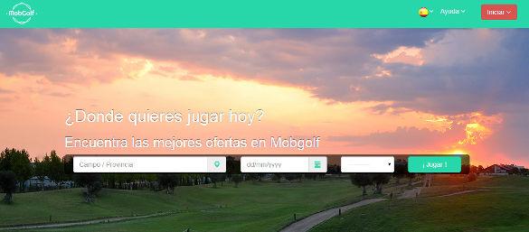 Mobgolf, información y reservas de campos de golf en España